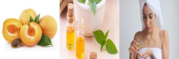 Применение персикового масла для лица от морщин