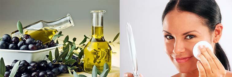 Оливковое масло для лица против морщин