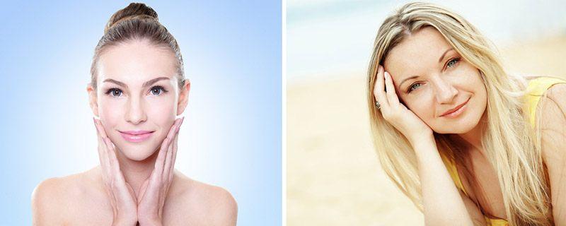 Защитить кожу от морщин