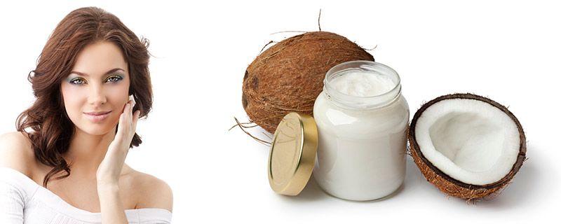 Картинки по запросу кокосовое масло для лица