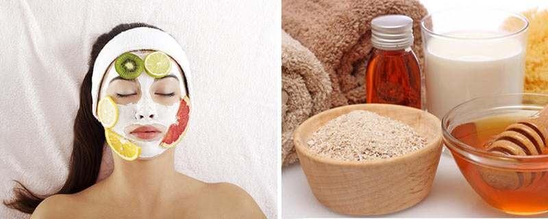 Народные маски от морщин на лице