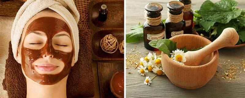 Народные рецепты против морщин