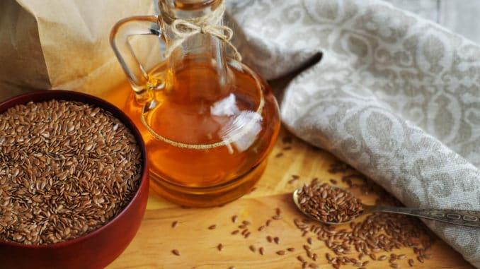 Маска из льняного семени для лица